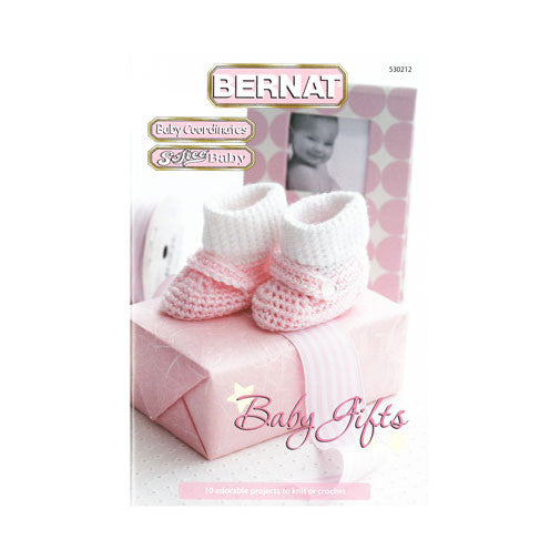 Bernat Books Baby Coordinates - Baby Gifts