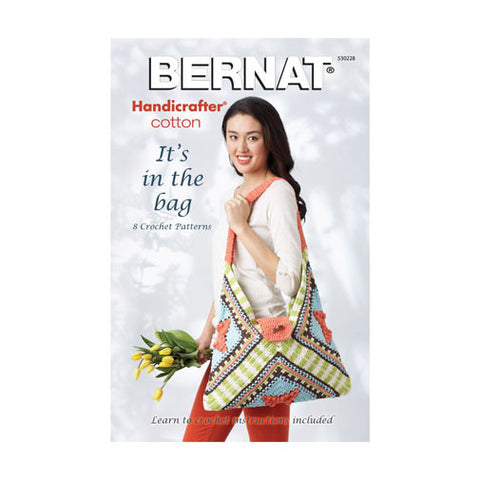 Bernat Books Handi Cotton - Its In The Bag