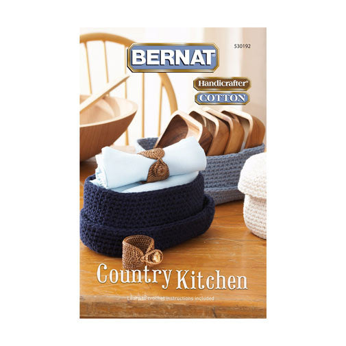Bernat Books Handi Cotton - Country Kitchen