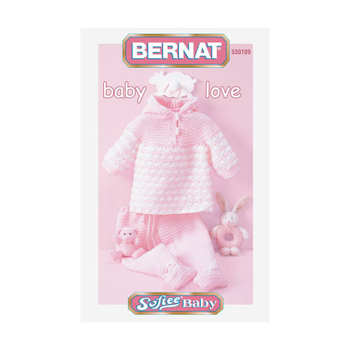 Bernat Books Softee - Baby Love