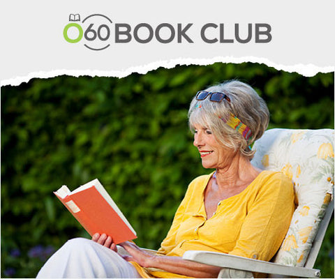 Over60 Book Club - Monthly Discounts