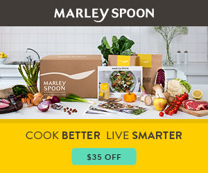 Marley Spoon - $35 off