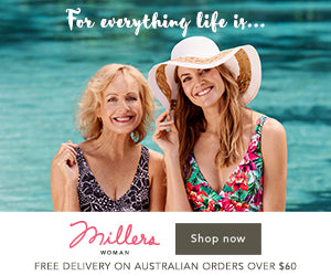 Millers Women's Clothing - Free Delivery over $60*