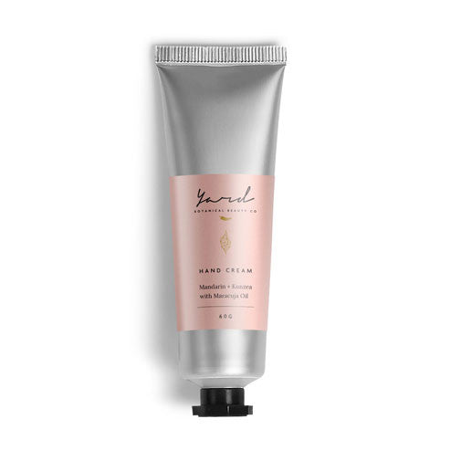 Mandarin & Kunzea Hand Cream with Maracuja Oil - 60ml