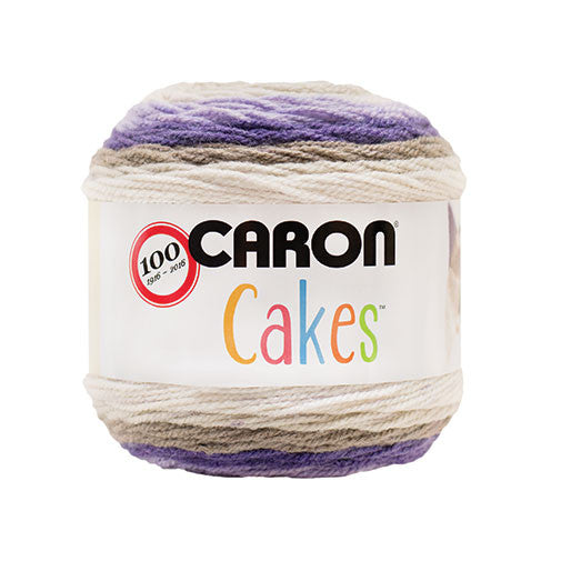 Caron Cakes Lilac Frosting