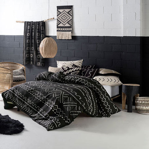 Linen House - Bambara Quilt Cover Set