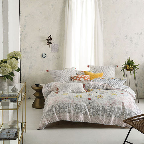 Linen House - Demir Quilt Cover Set