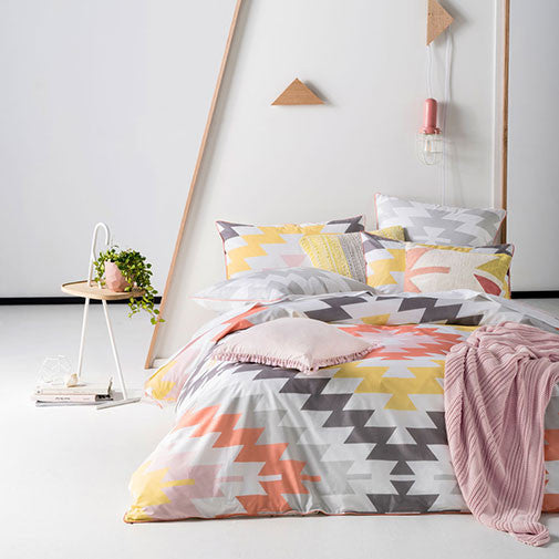 Linen House - Kaya Quilt Cover Set