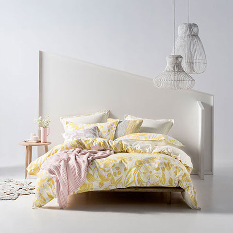 Linen House - Miramar Quilt Cover Set