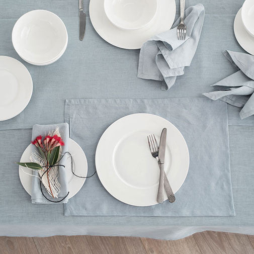Linen House - Nimes 4 Piece Napkin Sets