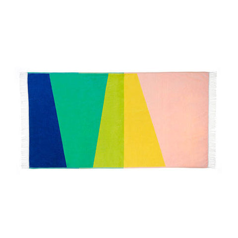 Linen House - Paz 95cm x 175cm Beach Towel