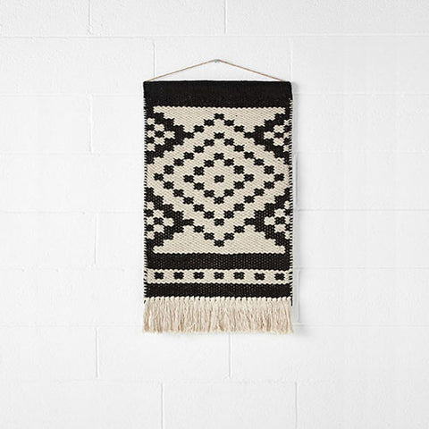 Linen House - Peyote 45cm x 66cm Wall Hanging