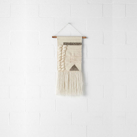 Linen House - Sherpa 35cm x 45cm Wall Hanging