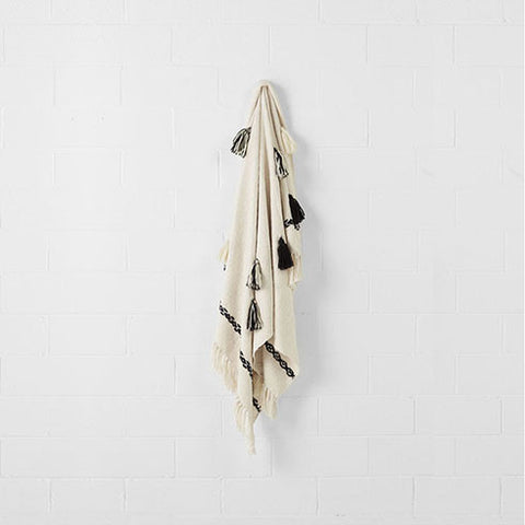 Linen House - Suma 140cm x 180cm Throw