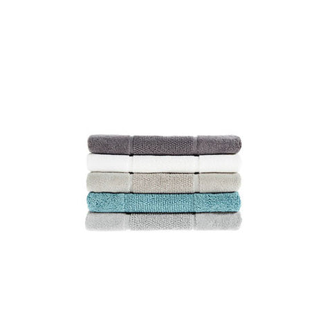 Linen House - Velour Stripe 40cm x 71cm Hand Towel