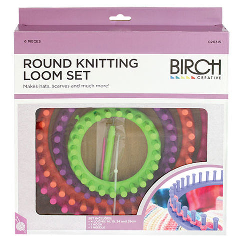 Loom Set - Round Knitting
