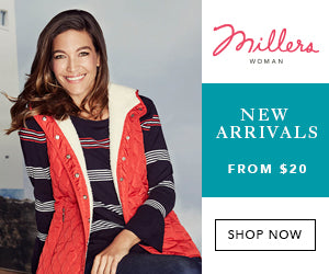 Millers Women's Clothing - New arrivals from $20