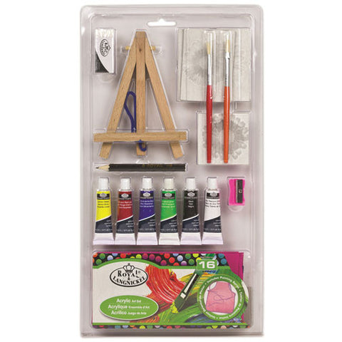 Royal Brush Art Set Mini - Painting