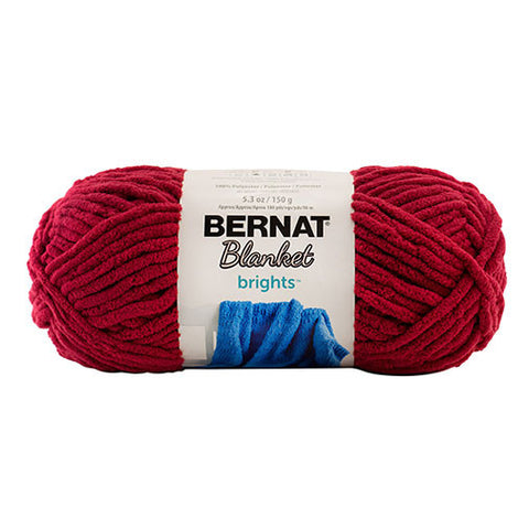 Bernat Yarn Blanket Brights 300G 2 Pack