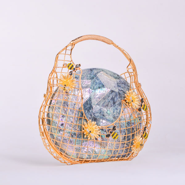 Basket Couture  - The bees