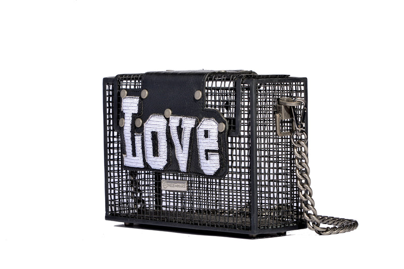 Freedom Love cage 36