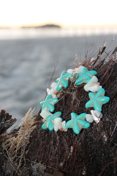 Beaded Star Fish Bracelet