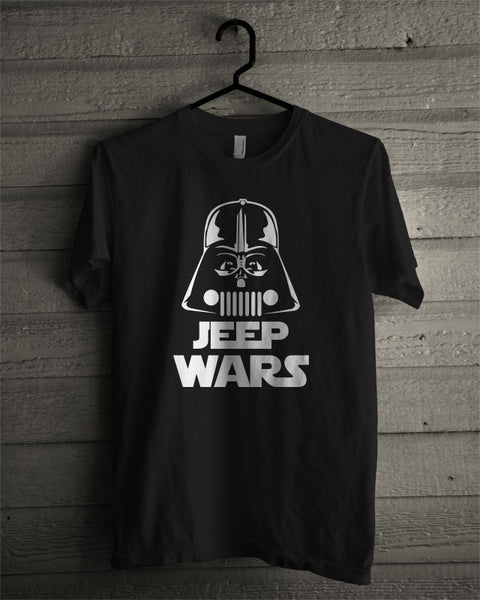 Jeep Wars T-shirt