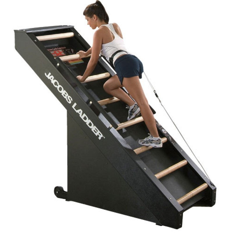 Cybex Treadmill Speed Calibration: New 2018 Jacob's Ladder™ Commercial Cardio Exercise