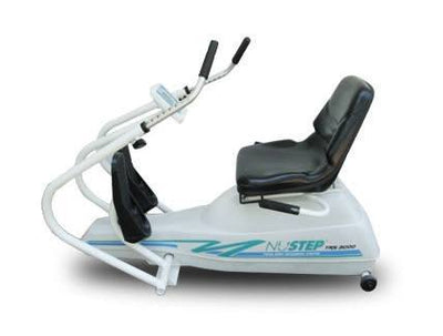NuStep TRS 3000 Recumbent Linear Cross Trainer Exercise Bike