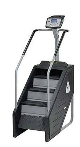 StairMaster Stepmill 7000PT Silver Face Console