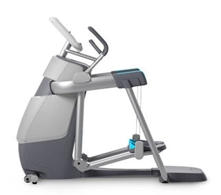 Precor AMT® 835 with Open Stride™ | Adaptive Motion Trainer P30 Console