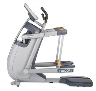 Precor AMT® 885 without Open Stride™ | Adaptive Motion Trainer P80 Console