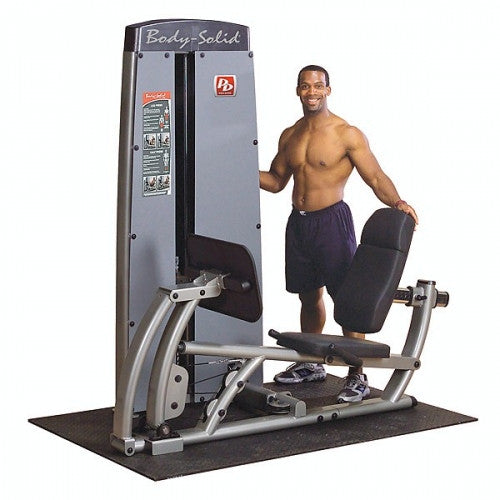 New 2020 Body-Solid Commercial Pro Dual Leg & Calf Press