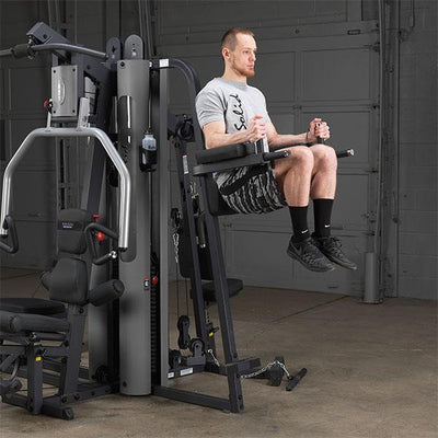 Body-Solid Vertical Knee Raise Dip Attachment