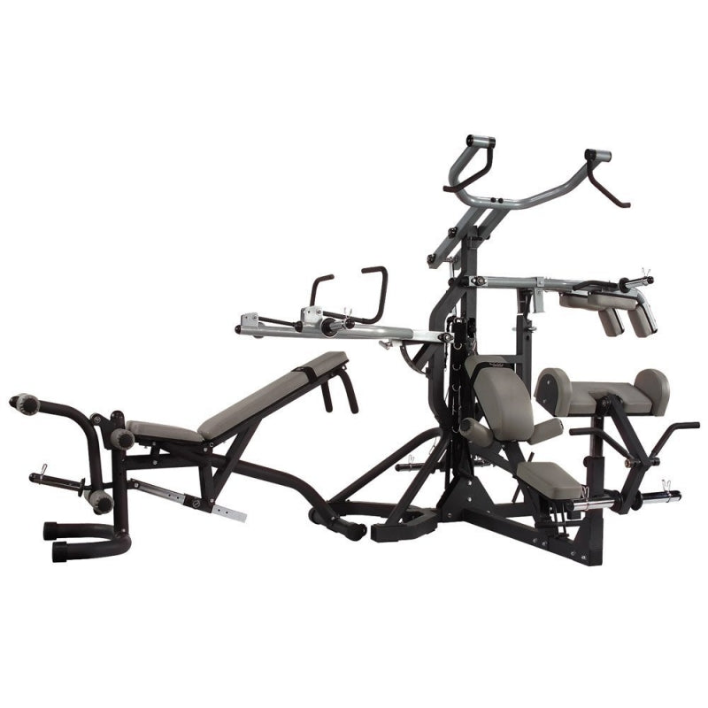 New 2020 Body-Solid Freeweight Leverage Gym