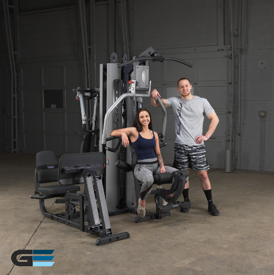 New 2020 Body-Solid G9S Commercial Two Stack Gym with Leg Press
