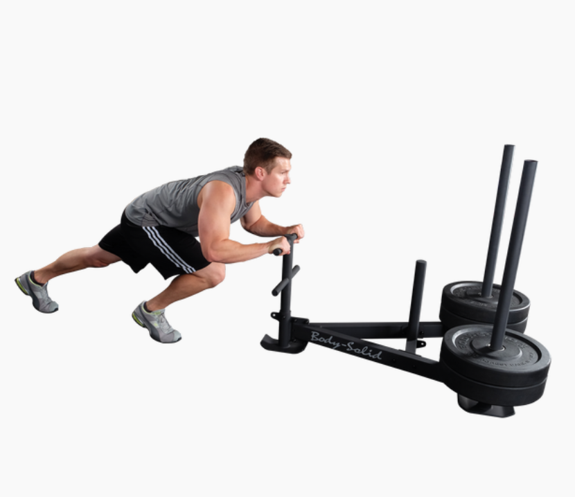 New 2020 Body-Solid GWS100 Weight Sled