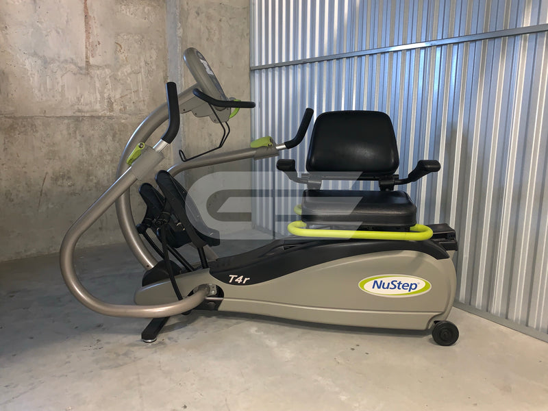 Certified Pre Owned NuStep T4R Recumbent Linear Cross Trainer
