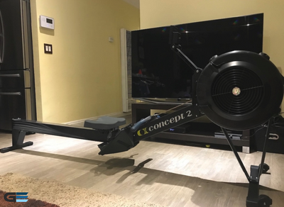 Concept 2 Rower Model D Rower - PM5