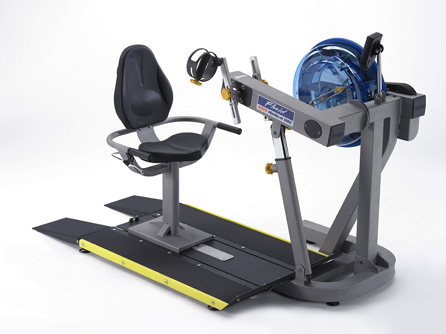 New 2020 First Degree Fitness Evolution Series E-920 Fluid Upper Body Ergometer w/ Adjustable Crank Arm