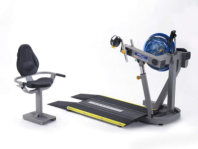 New 2019 First Degree Fitness Evolution Series E-920 Fluid Upper Body Ergometer w/ Adjustable Crank Arm
