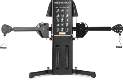 New 2020 FreeMotion Genesis Dual Cable Cross Lite G424