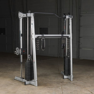 New 2020 Body-Solid Ultimate 2 Stack Commercial Functional Training Center