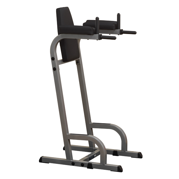 New 2019 Body-Solid Vertical Knee Raise & Dip Station