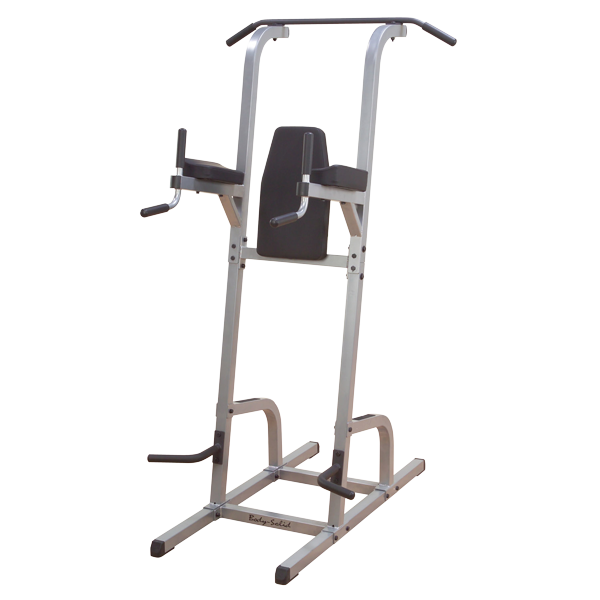 New 2020 Body-Solid Vertical Knee Raise, Dip & Pull Up Station