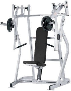 Hammer Strength Plate Loaded Iso-Lateral Bench Press (ILBPH)