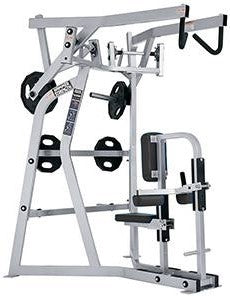 Hammer Strength Plate Loaded Iso-Lateral High Row (ILHR)