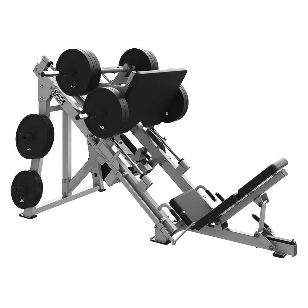 Hammer Strength Leg Press Gym Experts