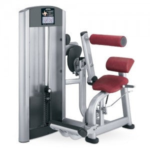Life Fitness Back Extension Signature Series