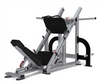 Nautilus Leg Press Angled 45 Degree Plate Loaded
